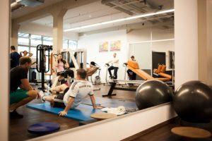 PHYSICS Freies Training