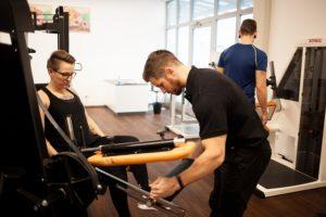 Krankengymnastik am Gerät (KGG) - Zentrum für Physio und Therapie in Wasserburg