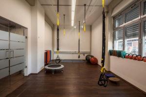 PHYSICS Gymnastikraum