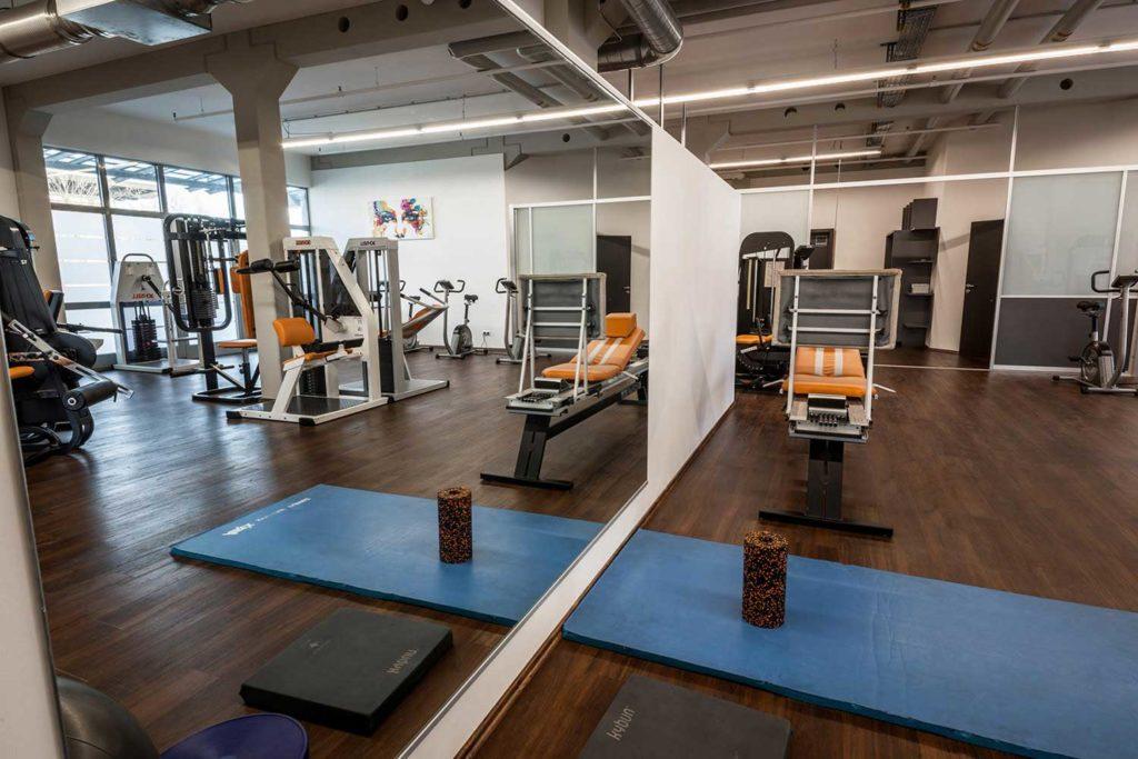Reha-Training und -Sport ohne Vertrag - Training Im Zentrum für Physio und Therapie