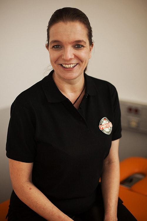 Claudia Alber - Zentrum für Physio und Therapie