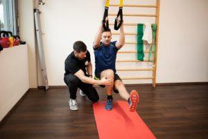 Physiotherapie und sportive Trainingstherapie für Griesstätt - PHYSICS - Personalisiertes Einzeltraining