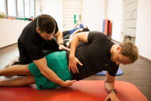 Training Physiotherapie Physics