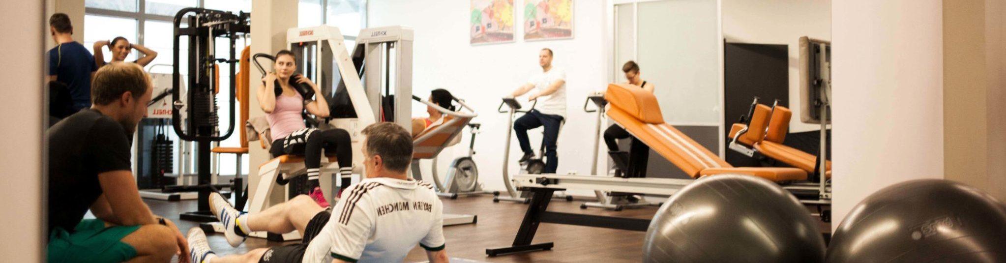 Trainingstherapie auch für Haag