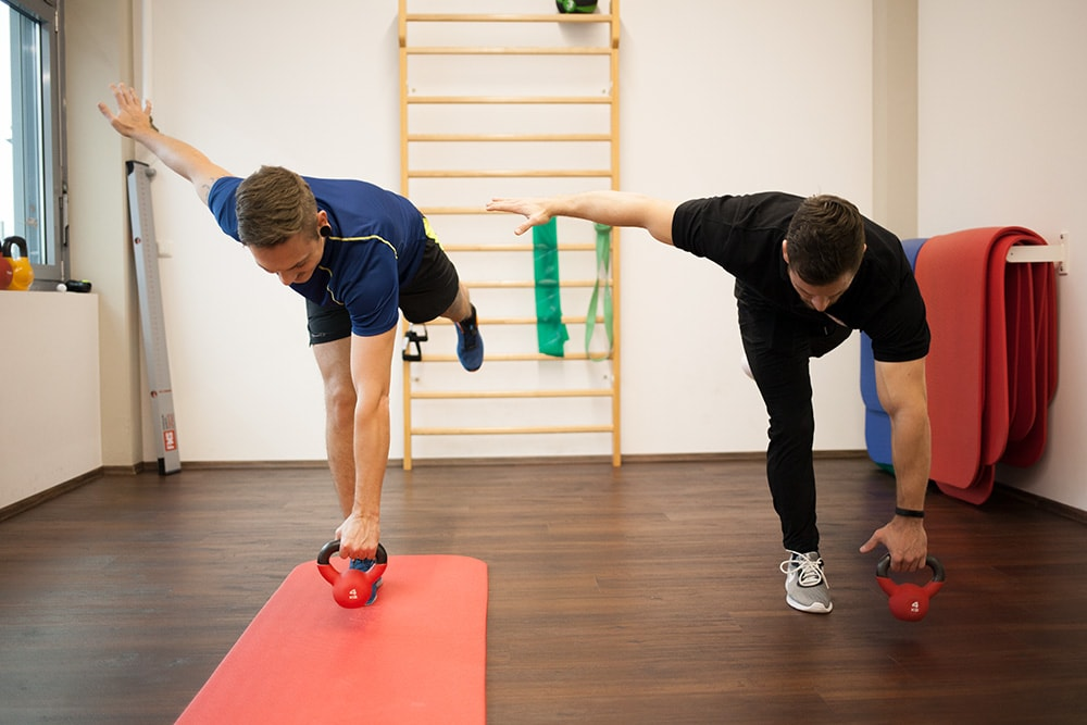 Physiotherapie und Trainingstherapie für Obing - Kurse