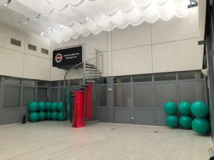PHYSICS Trainingsraum 1. OG