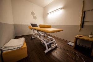 Behandlungsraum Physiotherapie Vogtareuth