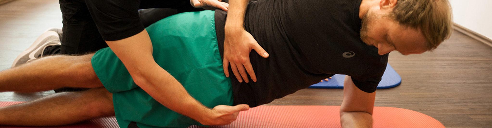 Pilates Unterstützung - Physics Wasserburg am Inn