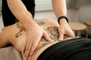 Behandlung im Zentrum für Physio und Therapie in Wasserburg