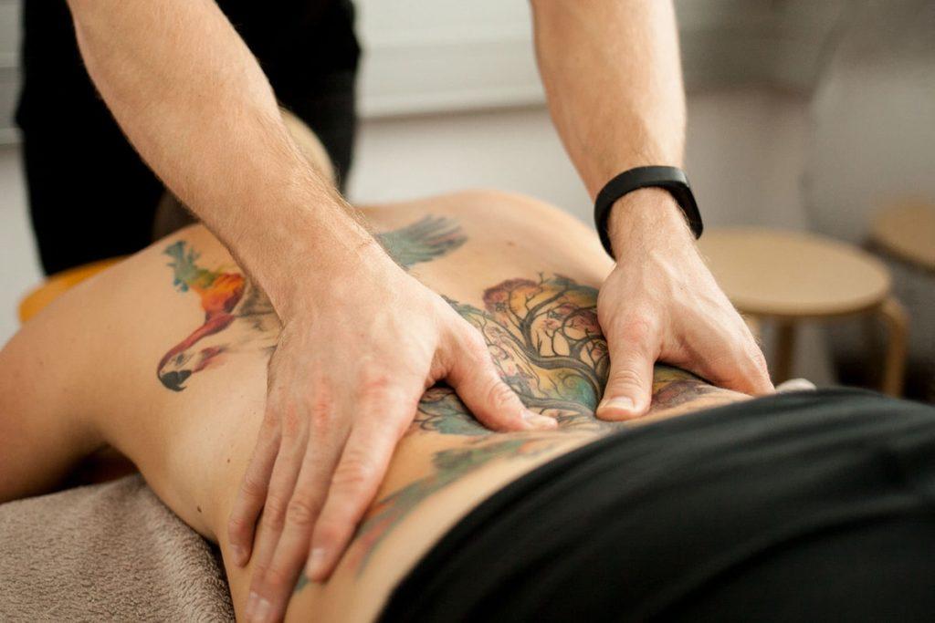 Behandlungen - Physiotherapie und Sporttherapie auch für Rechtmehring